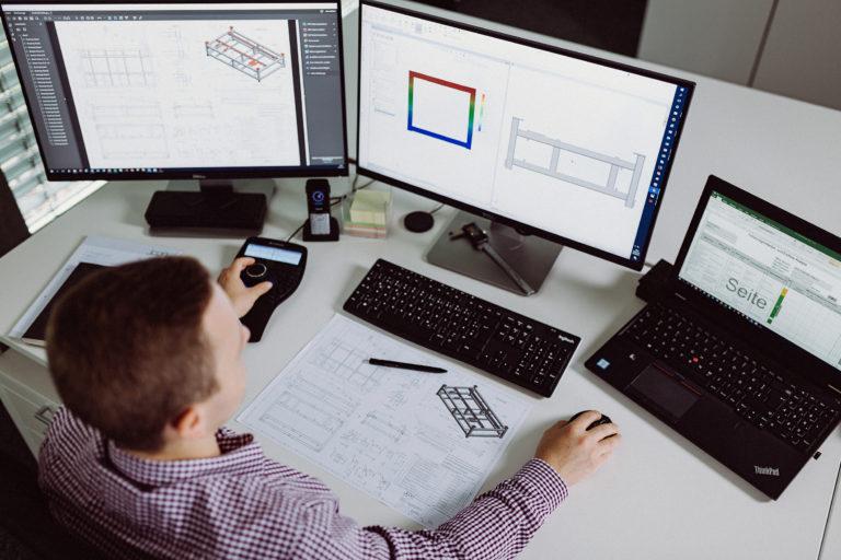 Entwicklung Messtechik und Automatisierungstechnik