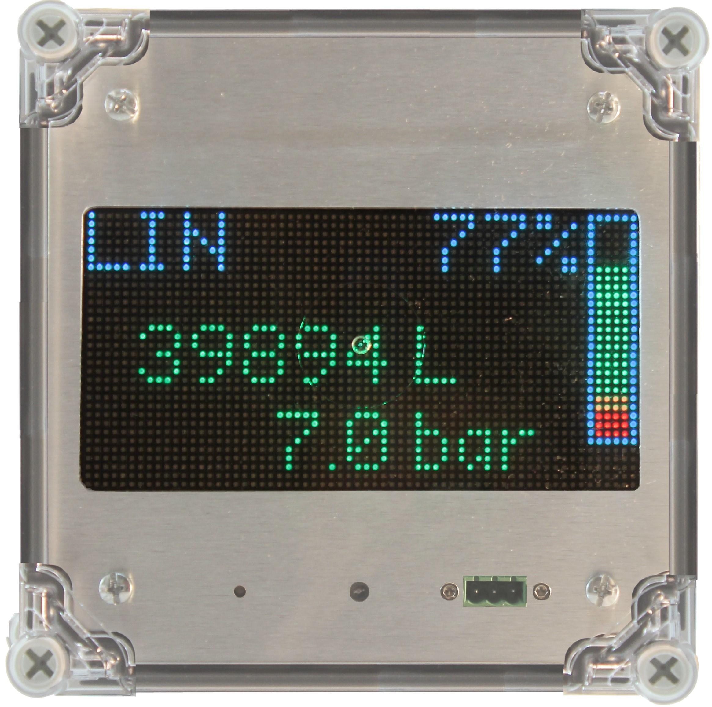 LiquiScale Füllstandsmessgerät für kryogene Gase